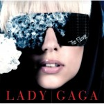 Lady Gaga - The Fame - cover album