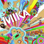 Mika - Life in Cartoon Motion - cover album