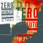 Zero Assoluto - Sotto una pioggia di parole - cover album