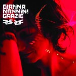 Gianna Nannini - Grazie - cover album