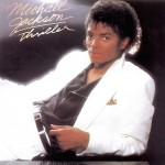 Michael Jackson - Thriller - cover album