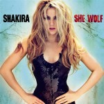 Shakira - She Wolf - cover album