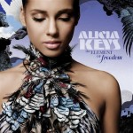 Alicia Keys - The Element of Freedom - cover album