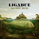 Luciano Ligabue - Arrivederci, Mostro! - cover album