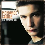 Pierdavide Carone - Una Canzone Pop - cover album