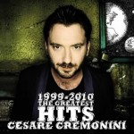 Cesare Cremonini - 1999-2010 The Greatest Hits - cover album