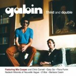 Gabin - Third and Double - cover album