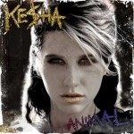 Kesha - Animal - cover album
