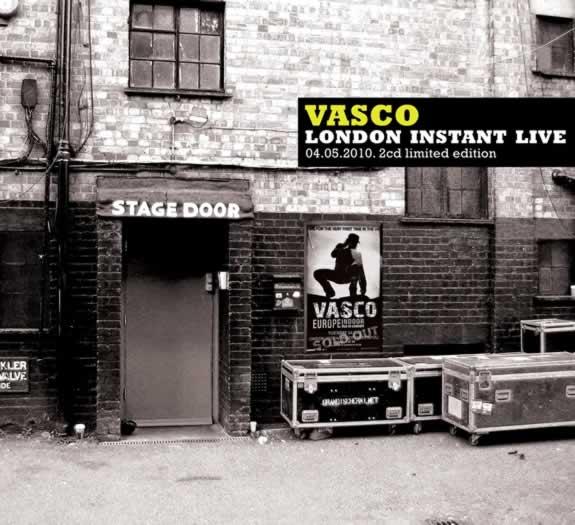 Vasco Rossi Dillo Alla Luna: Vasco Rossi: Vasco London Instant Live 04.05.2010 (album