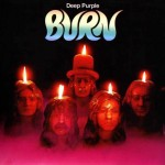 Deep Purple - Burn - cover album