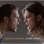 Gianluca Grignani - Natura Umana - album cover