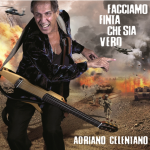 Adriano Celentano - Facciamo finta che sia vero - cover album