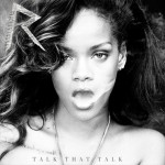 Rihanna - Talk That Talk - cover album