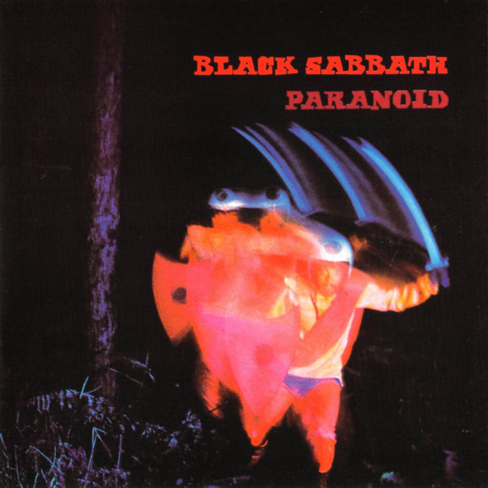 video paranoid black sabbath: