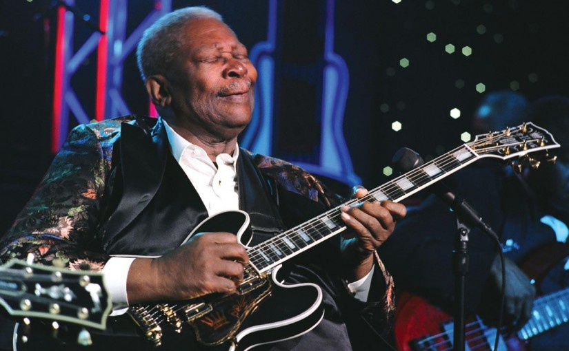 B.B. King: Worried Dream (Blues Song Lyrics)