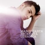 Marco Carta - Necessità Lunatica - cover album