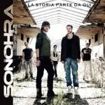 Sonohra - La Storia Parte Da Qui - cd cover