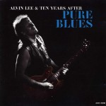 Alvin Lee - Pure Blues - cover album
