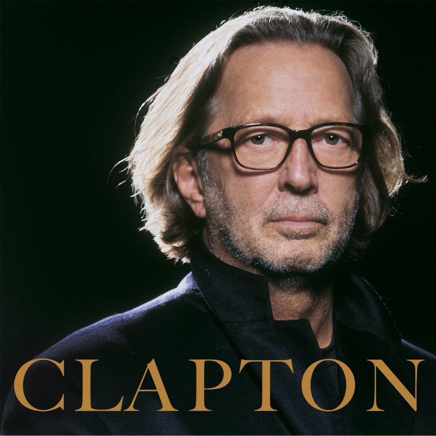 clapton album di eric clapton tracklist e copertina cd