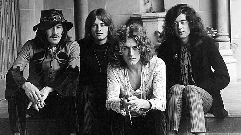 Led Zeppelin: Ramble On (testo canzone)