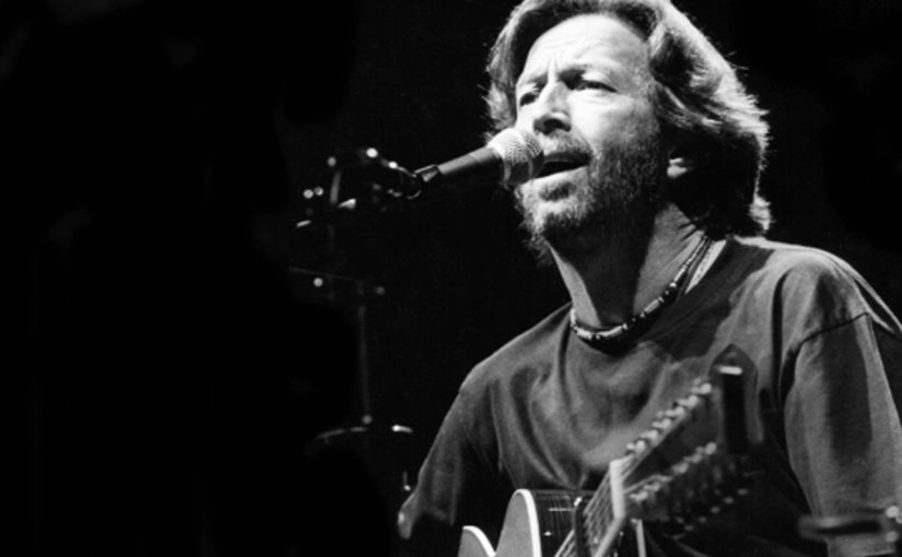 Eric Clapton: Goin' Away Baby (testo canzone blues)