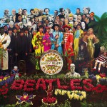 The Beatles - Sgt. Pepper's Lonely Hearts Club Band - cover album