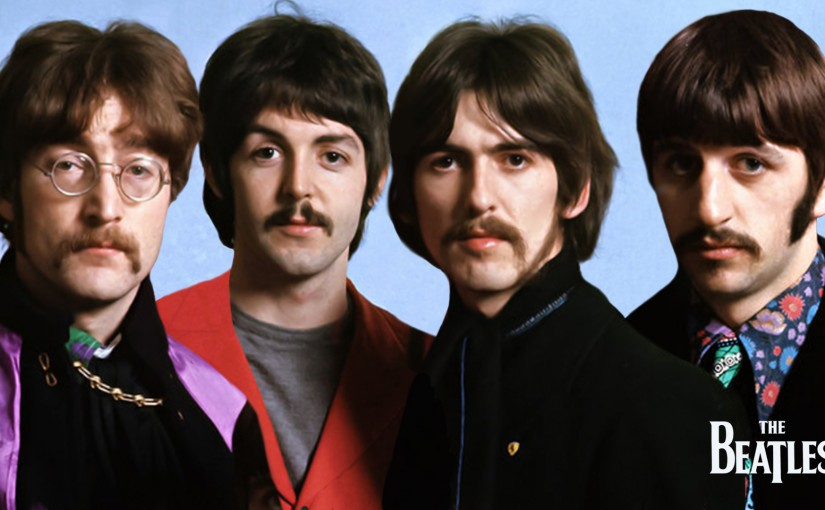 The Beatles: Lucy in the Sky with Diamonds (testo canzone)