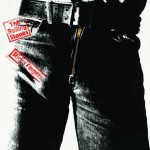 Rolling Stones - Sticky Fingers - cover album