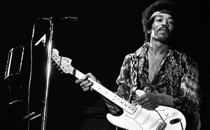 Jimi Hendrix: Little Wing