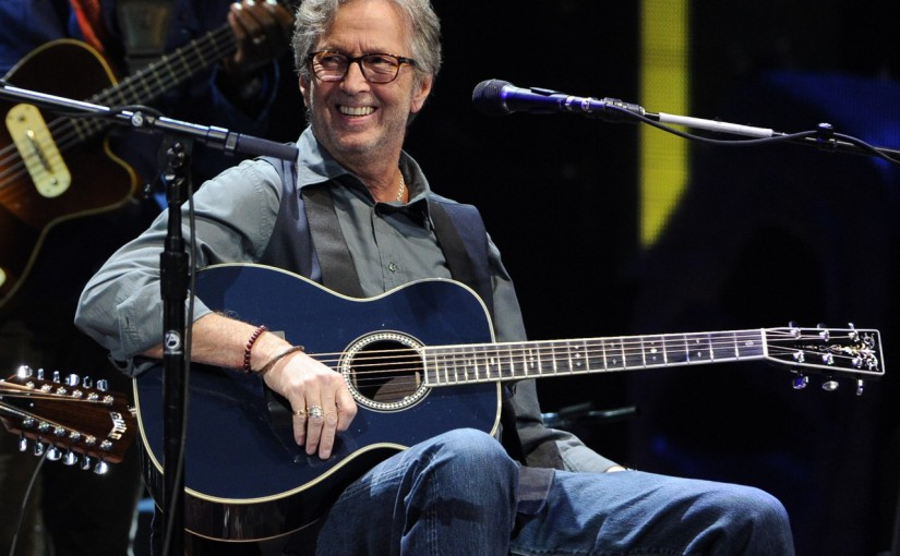 Eric Clapton: Blues Leave Me Alone (testo canzone blues)