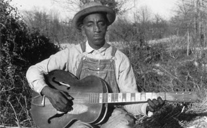 Mississippi Fred McDowell: You Gotta Move  (blues song)