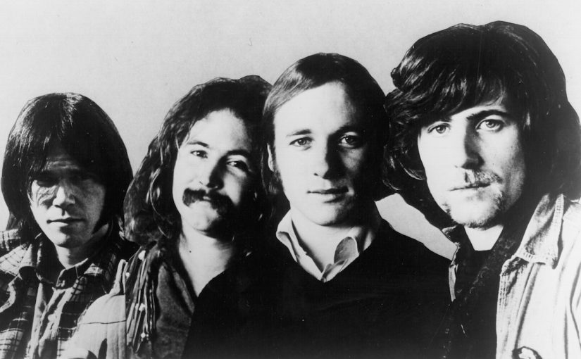 Crosby, Stills, Nash & Young: Almost Cut My Hair (Testo e video)