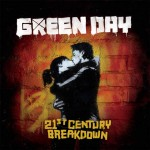 Green Day - 21st Century Breakdown - cover album