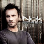 Nek - E da qui - Greatest Hits 1992 - 2010 - cover album