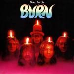 Deep Purple - Burn - cover album