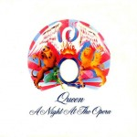 Queen - A Night at the Opera - cover album