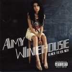 Amy Winehouse - Back To Black - Album Cover