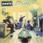 Oasis - Definitely Maybe - cover album