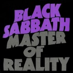 Black Sabbath - Master of Reality - cover album