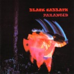 Black Sabbath - Paranoid - cover album