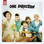 One Direction - Up All Night - cover album