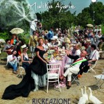 Malika Ayane - Ricreazione - cover album