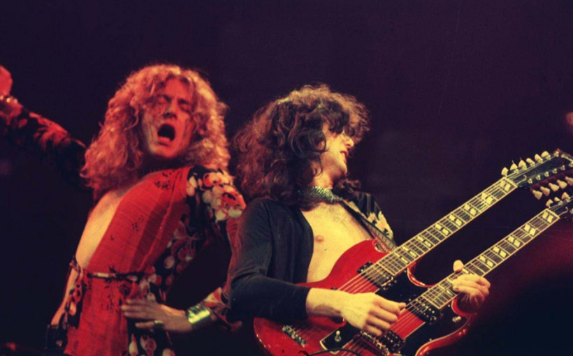 Led Zeppelin: For Your Life (testo canzone)