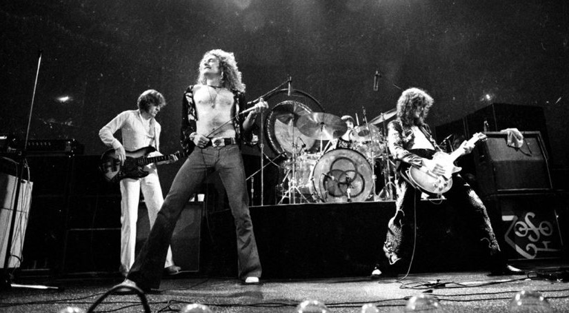 Led Zeppelin: Hots On For Nowhere (testo canzone)