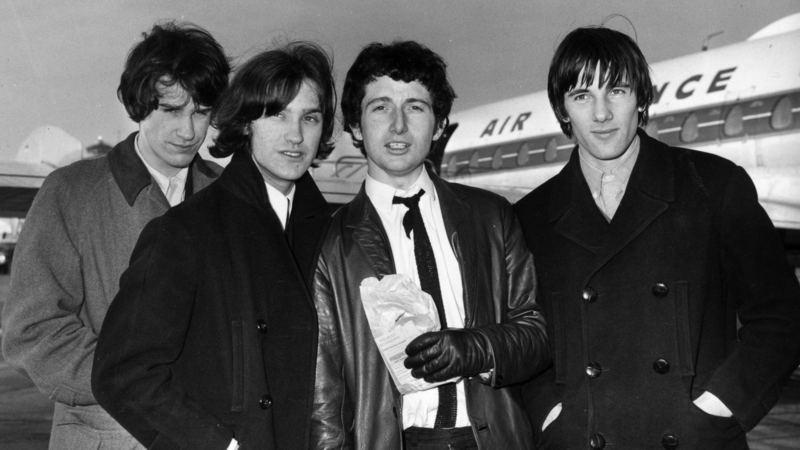 The Kinks:  Waterloo Sunset (testo canzone)