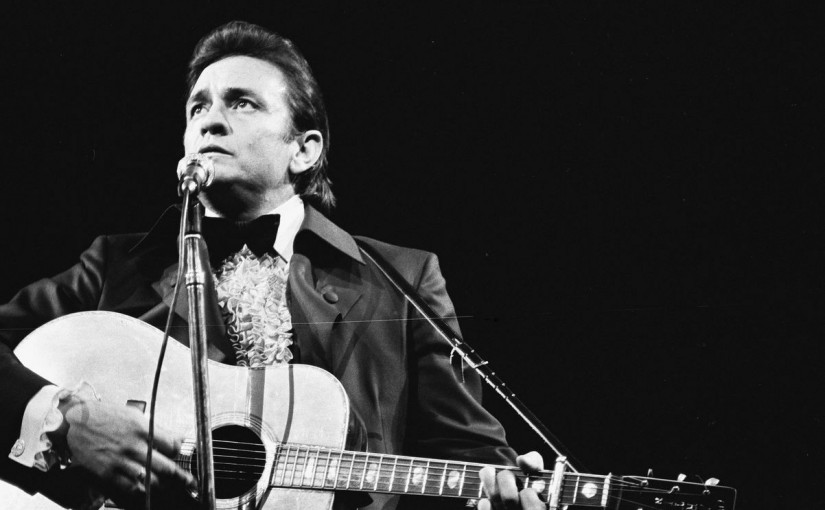 Johnny Cash: Ghost Riders In The Sky (testo canzone)