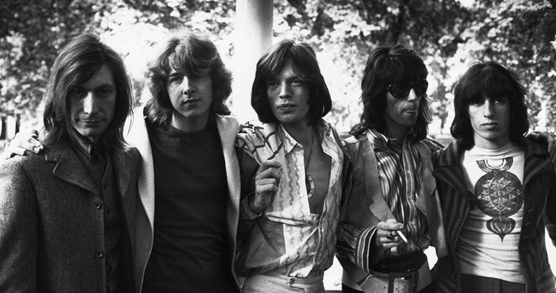The Rolling Stones: Wild Horses (testo canzone)