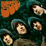 The Beatles - Rubber Soul - cover album