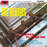 The Beatles - Please Please Me - cover album