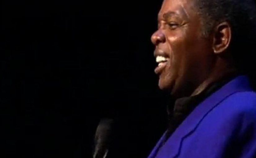 Lou Rawls: Your Good Thing (is about to end)